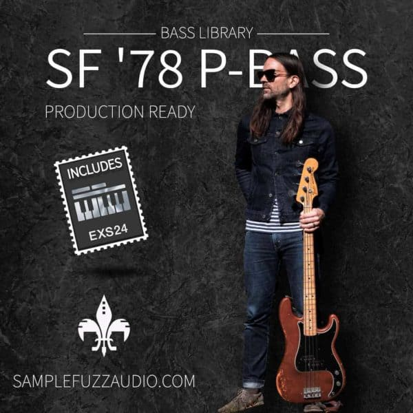 SF-'78 P-Bass With EXS24 Extra 1